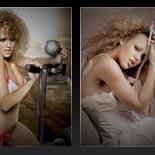 K & T Models Website Design and Branding