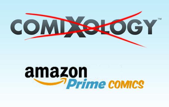 Amazon Prime Comics